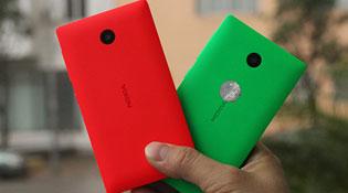 Vài giờ với Nokia X chính hãng
