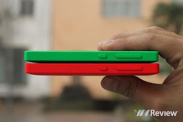 Đánh giá Nokia X