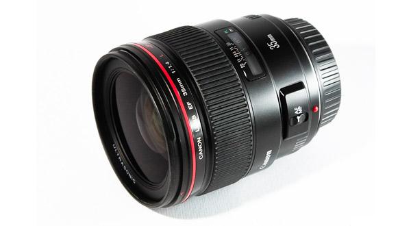 Canon EF 35mm/1.4L USM
