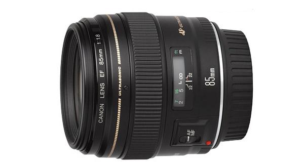 Canon EF 85mm/1.8 USM