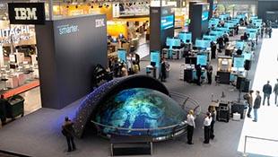 IBM mượn CeBIT 2014 để chỉ trích EU