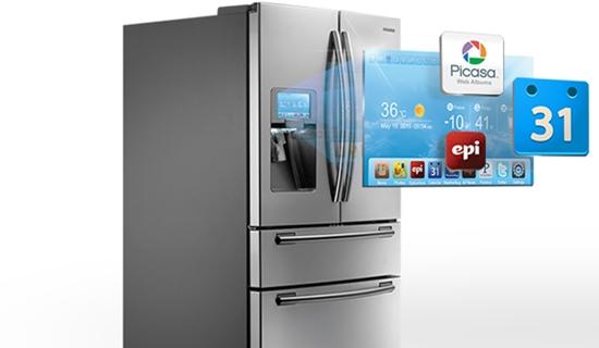 Microsoft quan ngại... tủ lạnh bị hack
