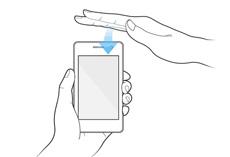 "Điều khiển smartphone Samsung kiểu... ""hoa chân múa tay"""