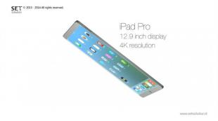 """Apple hoãn dự án iPad Pro 12.9 inch vì """"chưa tối ưu""""?"""