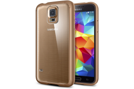 """10 ốp lưng giúp Samsung Galaxy S5 """"long lanh"""" hơn"""
