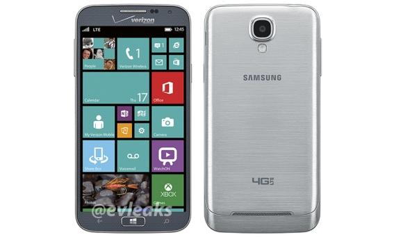 Lộ ảnh ATIV SE chạy Windows Phone 8.1 của Samsung