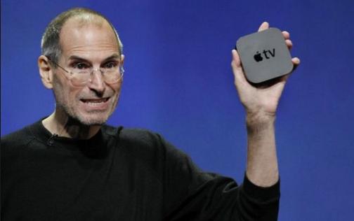 Steve Jobs không muốn Apple sản xuất TV?