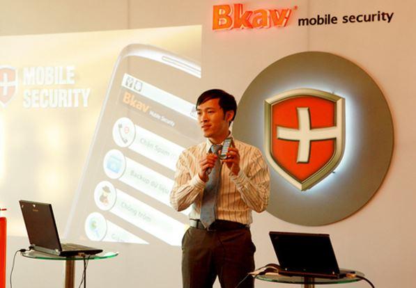 Đánh giá phần mềm bảo mật di động Bkav Mobile Security