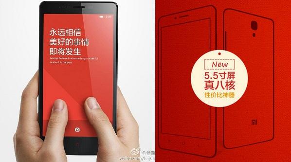 Xiaomi tung ảnh chính thức của Hongmi 2