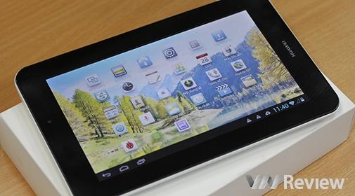 Đánh giá Huawei Mediapad 7 Youth