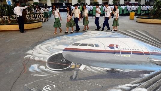 Hướng bay của MH370 bị thay đổi từ máy tính điều khiển trên buồng lái