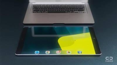 Ảnh thiết kế thử tuyệt vời của iPad Pro