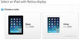Apple cho iPad 2 nghỉ hưu, thay thế bằng iPad 4 Retina