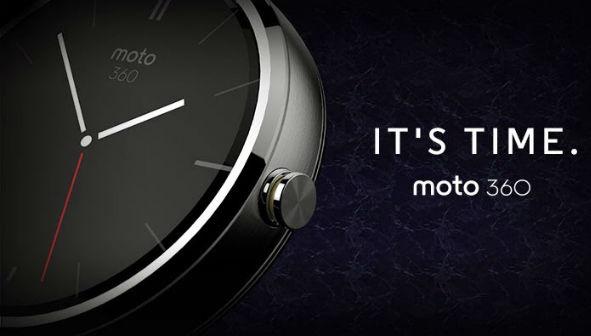 LG G Watch và Moto 360 là hai sản phẩm đầu tiên chạy Android Wear mới