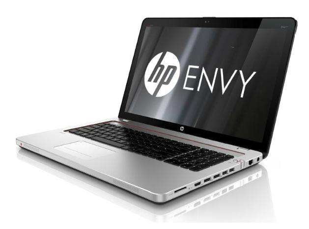 Laptop HP Envy sử dụng và nâng cấp ổ cứng thế nào?