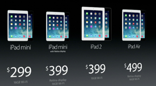 Nên mua iPad nào?