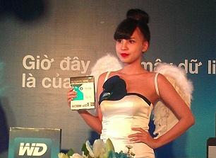 WD ra mắt lưu trữ đám mây cá nhân My Cloud tại Việt Nam