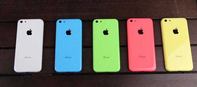 Apple ra mắt phiên bản 8GB cho iPhone 5c để làm gì?