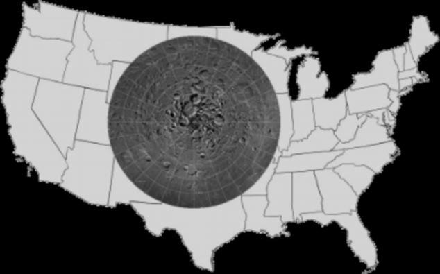 Ghé thăm Cực Bắc của Mặt trăng qua ảnh tương tác của NASA