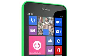 Nokia Lumia 630 có camera 5MP, không đèn flash