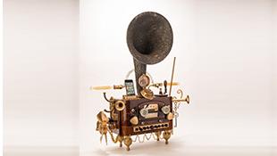 Biến smartphone thành máy phát nhạc cổ xưa