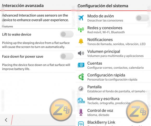 Lộ diện hình ảnh và tính năng của BlackBerry 10.3