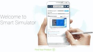 Dùng thử các smartphone/tablet của Samsung qua mô phỏng