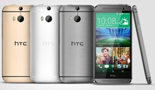 Thông số và cấu hình chính thức của HTC One M8