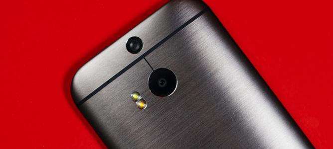 HTC One M8 ra mắt: 5 inch, Snapdragon 801, camera kép