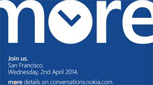 Nokia sẽ ra điện thoại Lumia mới vào 2/4
