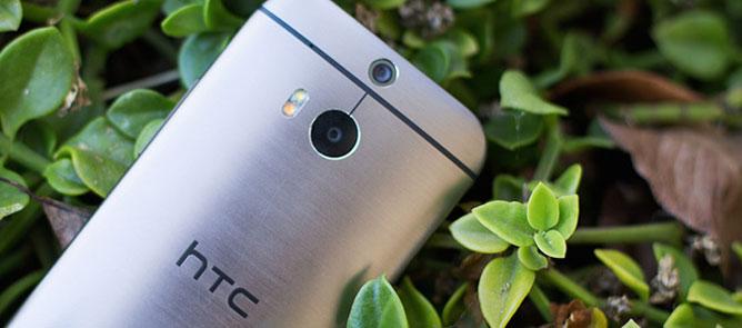 Đánh giá nhanh HTC One M8