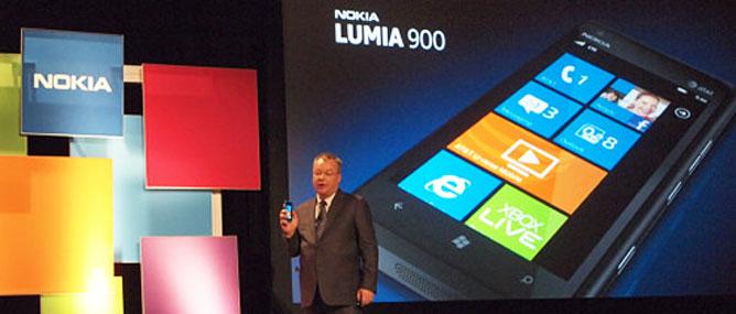 Trên tay Nokia Lumia 900