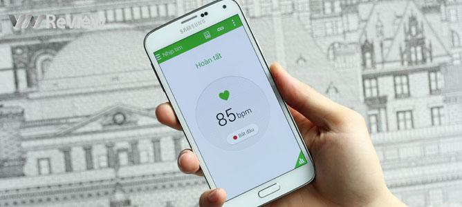 Trên tay Samsung Galaxy S5 tại Việt Nam