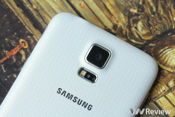 Đánh giá Samsung Galaxy S5