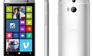 HTC One M8 sẽ có thêm phiên bản chạy Windows Phone 8.1?
