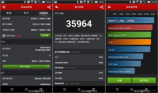 HTC One M8 bản châu Á yếu hơn bản Mỹ dù xung nhịp cao hơn?