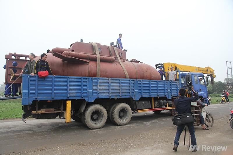 thử nghiệm tàu ngầm Trường Sa