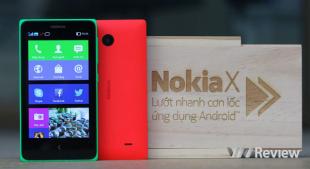 Nokia X nhận bản cập nhật đầu tiên
