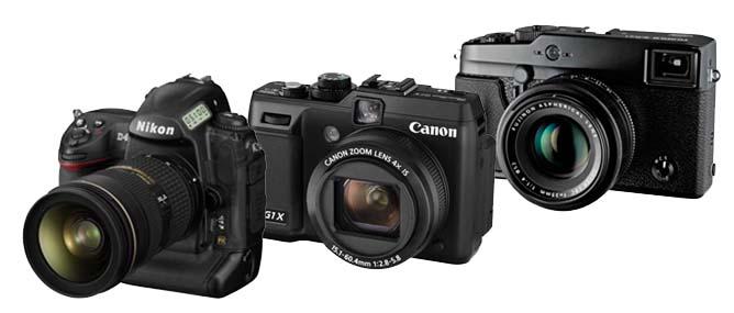 Điểm mặt những máy ảnh xuất hiện tại CES 2012