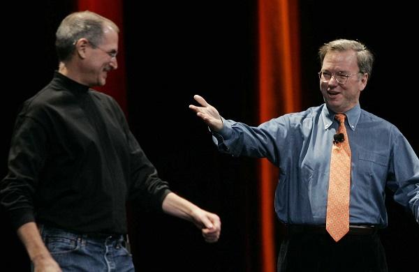 """Steve Jobs từng """"ra lệnh"""" cho Google... tự đuổi người"""