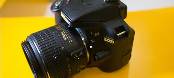 Đánh giá máy ảnh Nikon D3300