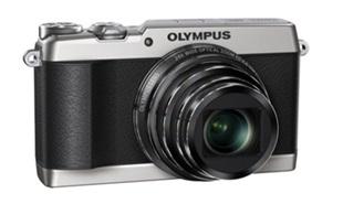 Olympus giới thiệu máy ảnh Point and Shoot cao cấp SH - 1