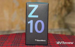 BlackBerry Z10 giảm giá sốc còn 4,5 triệu đồng