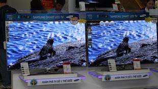 Những TV bán chạy dịp Tết