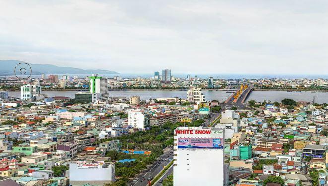 Chiêm ngưỡng vẻ đẹp của Đà Nẵng qua 13 tỉ điểm ảnh