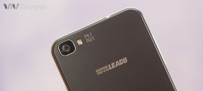 Đánh giá nhanh HKPhone Revo LEAD8