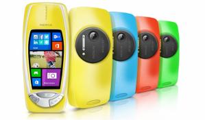 """Samsung , HTC, Nokia """"chơi"""" trò gì trong ngày Cá tháng Tư?"""