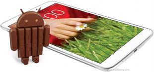LG G Pad, LG Vu 3 được cập nhật Android 4.4