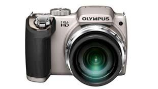 Bộ đôi máy ảnh cầu nối siêu zoom Olympus