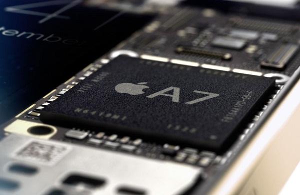Chip Apple A7 mạnh ngang vi xử lý của máy tính desktop